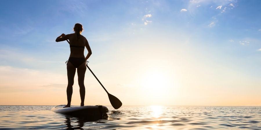 best budget paddle board uk