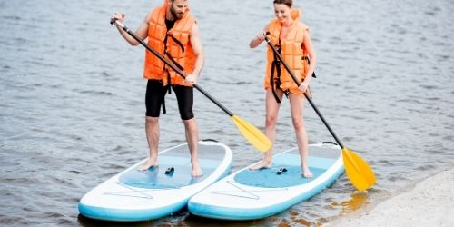 you need a life jacket while paddle boarding