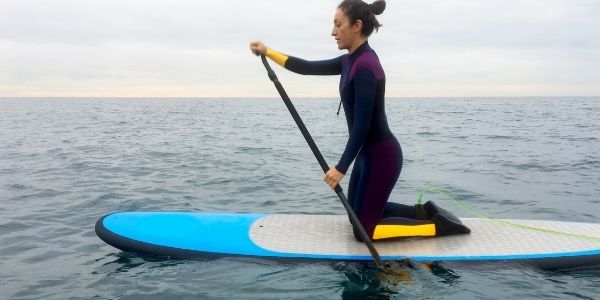 what shoes to wear on a stand up paddle board