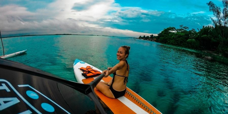hiks paddle board review