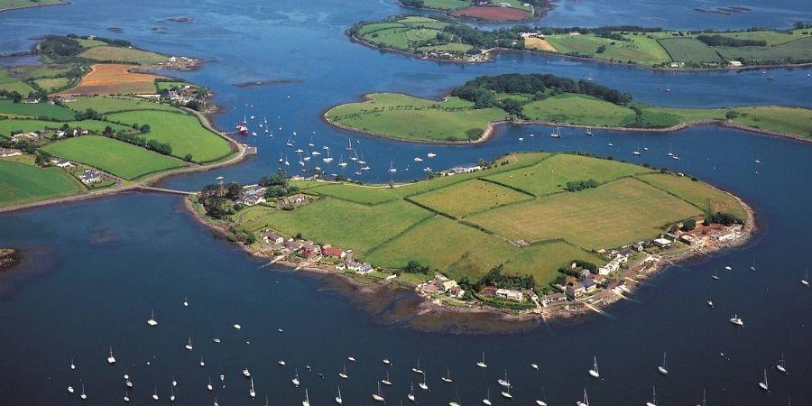 Strangford Lough, County Down, Northern Ireland