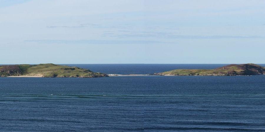The Rabbit Islands and North Coast 500